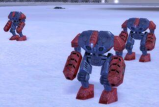 UEF Light assault bot