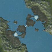 Iskaellian coast