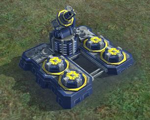 Nuclear Missile UEF