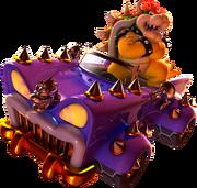 Bowser Artwork (alt) - Super Mario 3D World