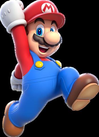 File:Mario Artwork - Super Mario 3D World.png