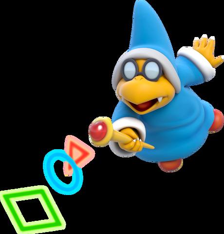 File:Magikoopa Artwork - Super Mario 3D World.png