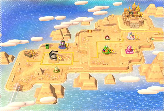 File:World 2 - Super Mario 3D World.png