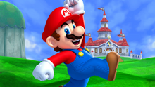 Mario in Mushroom Kingdoom