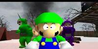 Luigi the Plumber