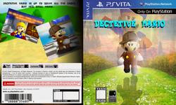 Dectetive Mario Cover