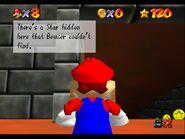 Princess Toadstool's secret slide instructions 2