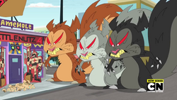 S1 E5 Squirrel Beasts