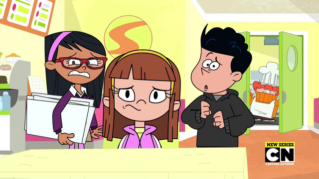 Archivo:S1 E4 the three with Amy.png