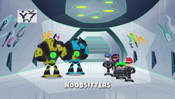 Noob-sitters