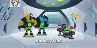 Noob Sitters