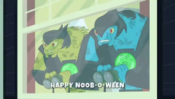 Happy Noob-o-ween