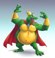 Newcomer king k rool by lawlzy-d41zbf8
