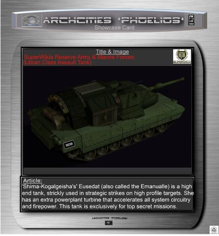 File:SuperWikia Reserve Army & Marine Libran Class Emanualle Tank.jpeg