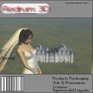 Redrum 3D Magazine- mar 08
