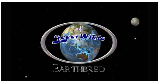 SuperWikia Earthbred Expo Flag