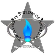 SuperWikia Logo Set 005 (Superversity Endicia)