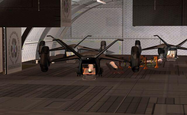 File:Emanualle Eusedat' Aerilon Class Airlift Base at Fanta IV.jpg