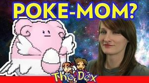 Blissey is Pokemon's Aphrodite? - The Dex! Episode 116!