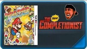 Paper Mario Sticker Star Review - The NEW Completionist (ft