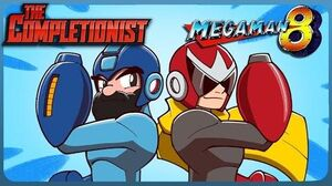 The Completionist - Mega Man 8 Voice Acting Never Hurt So Much!