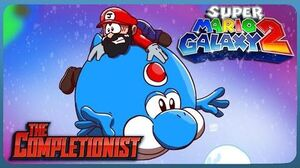 The Completionist - Super Mario Galaxy 2 and The Mellow Black Friday