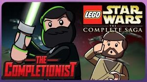 The Completionist - Lego Star Wars The Complete Saga - Fun Size Jedi Action