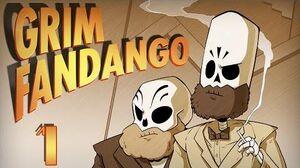 Super Grim Bros 1 - Grim Fandango