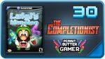 Luigi's Mansion Completionist