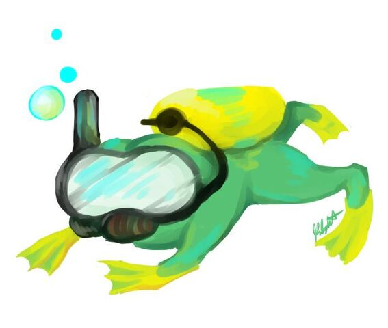 File:Snorkel frog.jpg