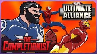The Completionist Marvel Ultimate Alliance - Not Your Parent's Avengers