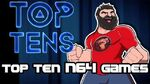 Top Ten N64 Games