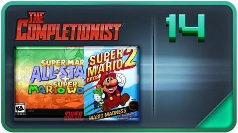 Super Mario Brothers 2