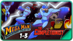 Mega Man 1 2 3 Completionist