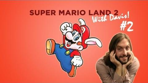 Super Beard Bros - Super Mario Land 2 with Special Guest Davis Episode 2 - Metal Whale Solid