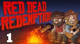 Red Dead Redemption 1 - High Noon