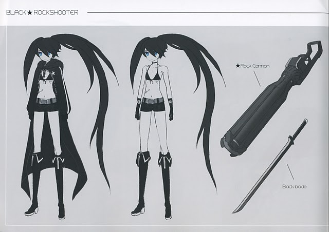 File:Black Rock shooter Concept Art.png
