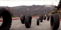 Robert's Army of Tires