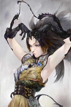 Lady Swarm