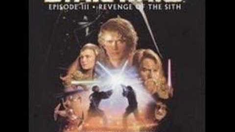 Star Wars Episode 3 Soundtrack - Anakin's Dark Deeds