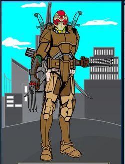 Boba Vinco Armor