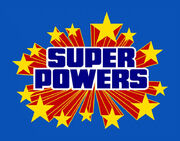 Super Powers logo