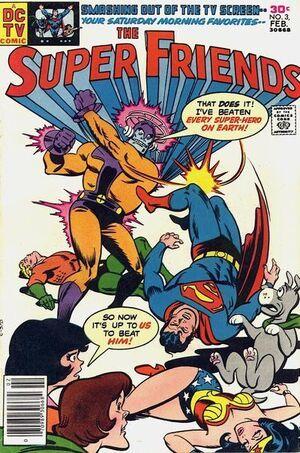 Super-friends 3 (cover)