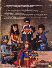 Super Powers kids