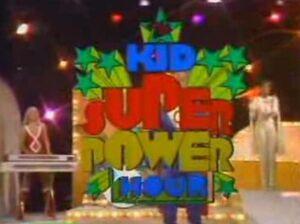 Kid Power Hour Hour - Title Card