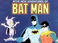 The new adventures of batman-show
