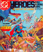 DC Heroes First Edition