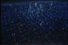 GothamCitySkyline