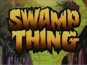 Swamp Thing Animated Title