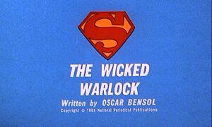 Thewickedwarlock